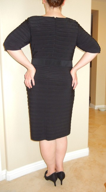 Adrianna Papell Plus Size Wear To Work Little Dress Image 1