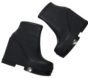 Robert Clergerie Black Boots