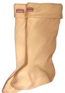 Hunter Hunter fleece welly boot socks! only used once or twice. Size L.