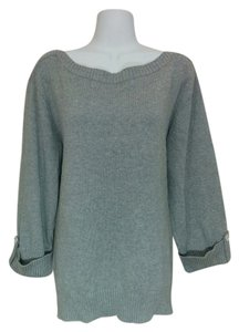 Karen Scott Grey Sweater