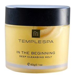 Temple Spa Temple Spa In the Beginning Deep Cleansing Melt, 60 g./2.1 oz. jar