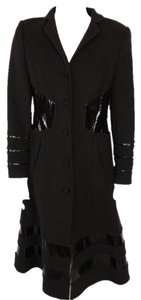 Etcetera Button Down Trench Trench Coat