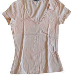 James Perse T Shirt Light peach