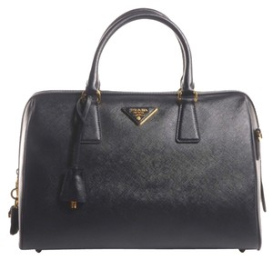 Prada Satchel in Nero