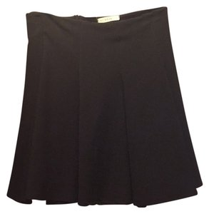 Lush Mini Skirt Black