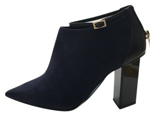 Jimmy Choo Navy black Boots