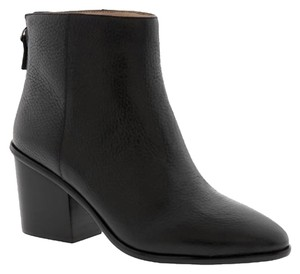 Banana Republic Leather Black Boots