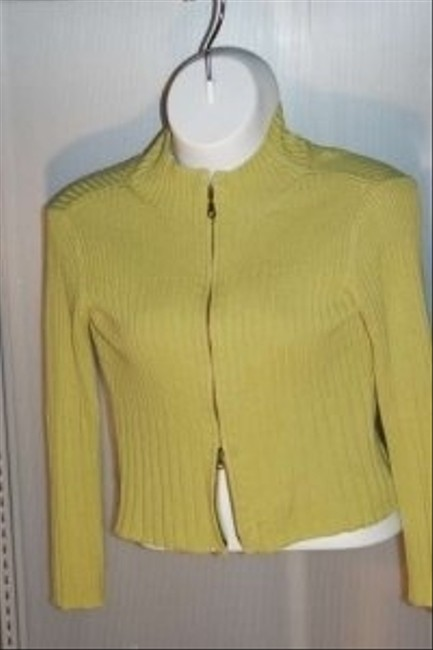 J. Jill Zippered (double Zipper -- Unzips From And/or Bottom) Cardigan