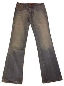 Vigoss Flare Leg Jeans-Medium Wash