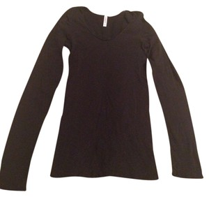 Commando Layering Basic Top Black