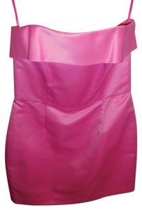 Betsey Johnson Pink Prom Sorority Formal Dress