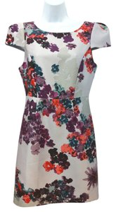 Tibi Floral Sheath Dress