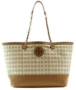 Tory Burch Tradesy Tote in Tan