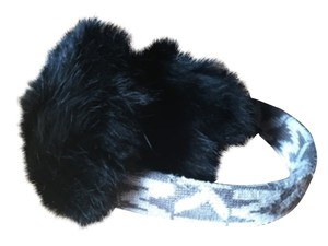 Michael Kors Michael Kors rabbit fur ear muffs