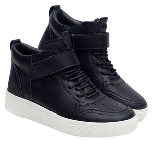 Zara Sneakers Sneakers Black Athletic