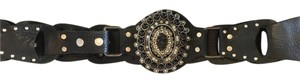 Nordstrom Black Leather Belt