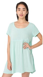 American Apparel short dress Menthe on Tradesy