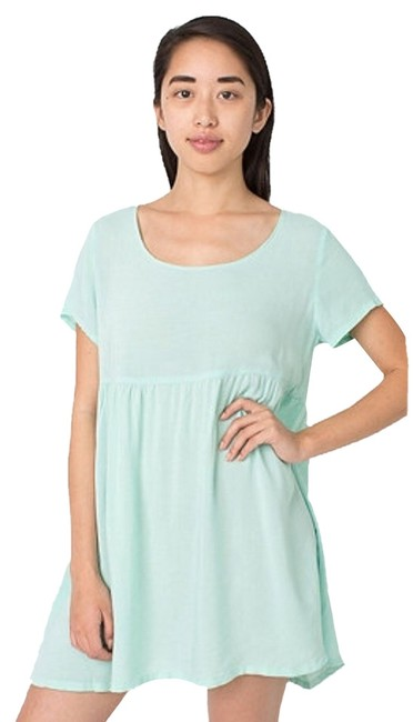 Preload https://item3.tradesy.com/images/american-apparel-menthe-rayon-babydoll-short-casual-dress-size-4-s-1170507-0-0.jpg?width=400&height=650