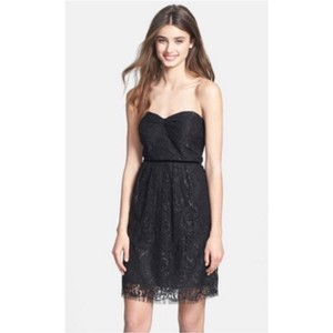 Jenny Yoo Black Hudson Dress