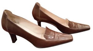 Anne Klein Sexy Pump Comfortable Heels Brown Pumps