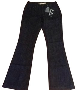 the proportion of blu Trouser/Wide Leg Jeans-Dark Rinse