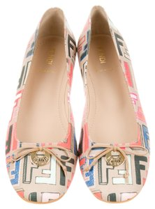 Fendi Multi-color Flats