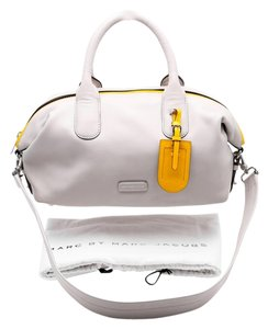 Marc by Marc Jacobs Legend Satchel in Light Gray