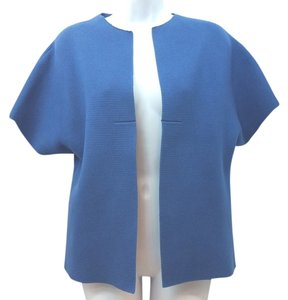 Adrienne Vittadini Knit Top BLUE