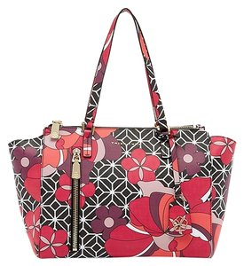 Trina Turk Satchel In Multi Color