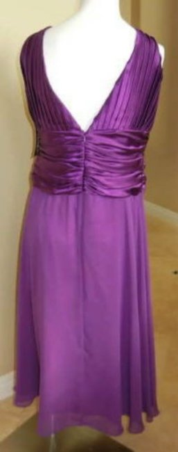 JS Boutique Vintage Satin New With Tags Dress Image 1