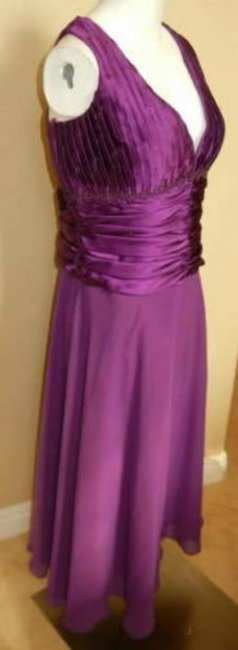 JS Boutique Vintage Satin New With Tags Dress Image 2