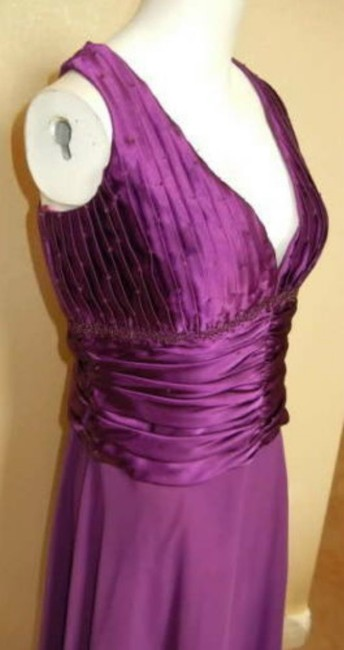 JS Boutique Vintage Satin New With Tags Dress
