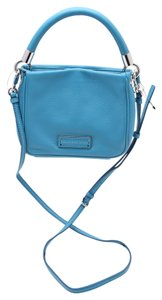 Marc by Marc Jacobs Mini Crossbody Thin Strap Satchel in Blue