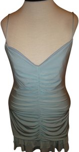 BCBGMAXAZRIA V-neck Stretchy Dress
