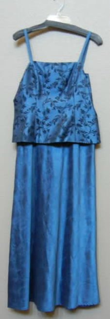 Michael Edwards Shantung Mother Of The Bride Jacket Two Piece Dress