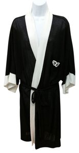 Escada NWT ESCADA B/W KNIT ROBE XL