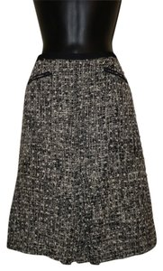 Cynthia Steffe Pencil Skirt Black & White