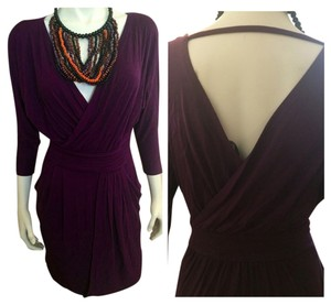 Ella Moss Day To 3/4 Sleeved Dress