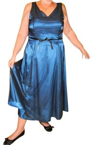 Adrianna Papell 1950s Stye Vintage Vintage Prom Plus Size Dress