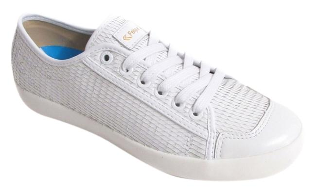 Item - White Box Fe Lo Ii Dragon Scale Leather New In Sneakers Size US 10 Regular (M, B)