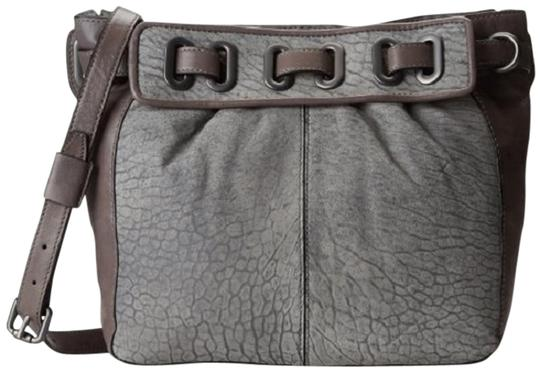 Kooba Leather Boho Cross Body Bag
