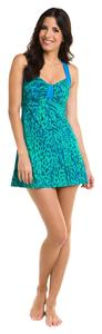 Cosabella short dress Bright Jade on Tradesy