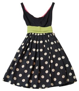 Corey Lynn Calter short dress Multi Polka Dot Anthropologie on Tradesy