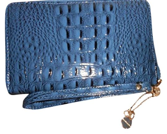 Big Buddha Wristlet in Blue