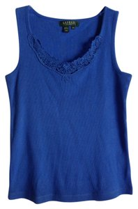 Ralph Lauren Top Cobolt Blue