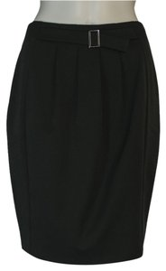 Krizia Polyester Skirt hunter green