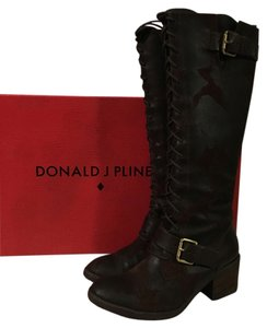 Donald J. Pliner Dnali Brown Boots