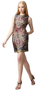 Nanette Lepore Sheath Sheath Pocket Fashion Silk Women's Dress