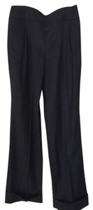 Blumarine Trouser Pants Dark gray