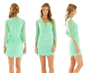 Lilly Pulitzer Lace Party Meryl V-neck Dress